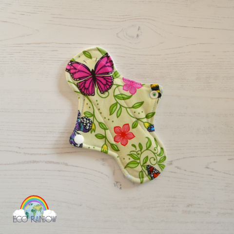"7"" Mini Jersey Spring Butterfly"